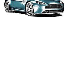 Aston Martin V8 Vantage N430 by garts
