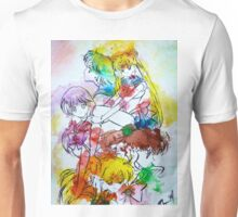 Sailor Scout Splash Unisex T-Shirt