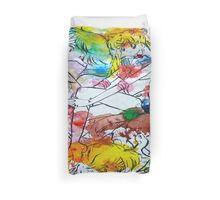 Sailor Scout Splash Duvet Cover
