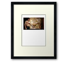 Travis Bickle 2 - Anything She Wanted Framed Print