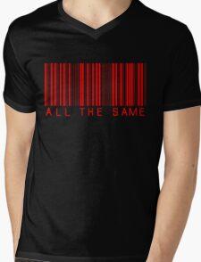 We're All The Same Mens V-Neck T-Shirt