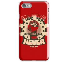 Master iPhone Case/Skin