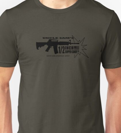 Uncle Sam's Candy Co. Unisex T-Shirt