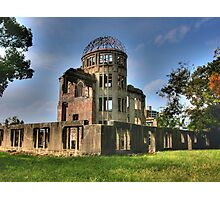Hiroshima Peace Memorial Photographic Print