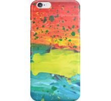 Abstract Song iPhone Case/Skin