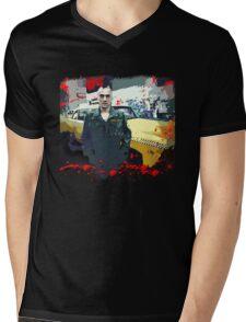 Travis Bickle 3 Mens V-Neck T-Shirt