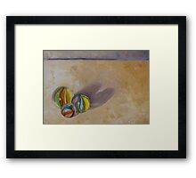 For Keeps Framed Print