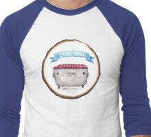 Literal Trash Men's Baseball ¾ T-Shirt