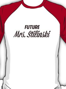 Future Mrs. Stilinski T-Shirt