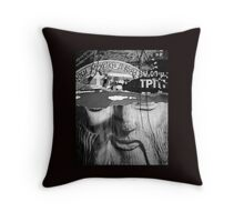 Poster Archaeology 27 Throw Pillow