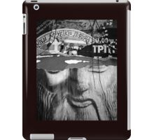 Poster Archaeology 27 iPad Case/Skin
