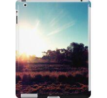 Outback Sunshine iPad Case/Skin