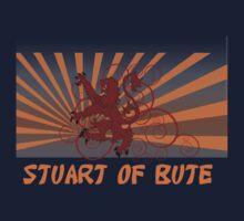 Stuart Of Bute - Scottish Clans Series by dragonmanmike