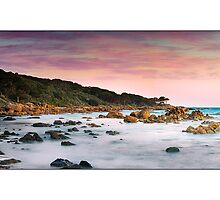 Bunker Bay Sunrise by Kirk  Hille