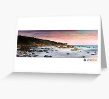 Bunker Bay Sunrise Greeting Card