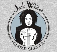 Jack White's Guitar School by kaligraf