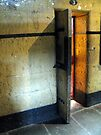 The Cell: Old Melbourne Gaol by Tania  Donald