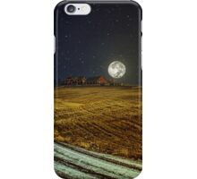 Somewhere, somebody out there is thinking of you iPhone Case/Skin