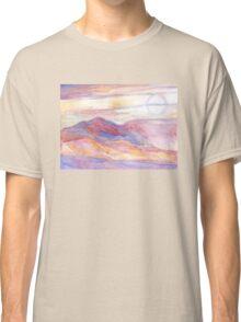 Indian Summer Sky Classic T-Shirt