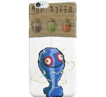 Chu Jelly Juice (Blue Chu) iPhone Case/Skin