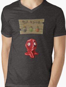 Chu Jelly Juice (Red Chu) Mens V-Neck T-Shirt