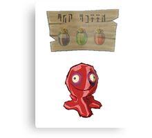 Chu Jelly Juice (Red Chu) Metal Print