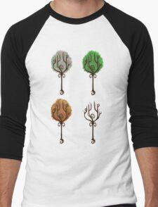 Four Seasons Men's Baseball ¾ T-Shirt