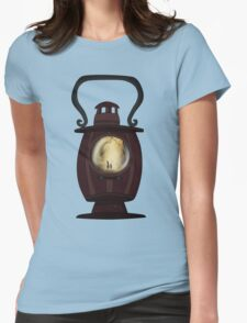 Do you take on the task of lantern bearer? Womens Fitted T-Shirt
