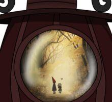 Do you take on the task of lantern bearer? Sticker
