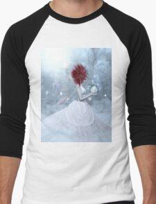 Frozen in time Men's Baseball ¾ T-Shirt