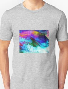 Abstract colorful artwork Unisex T-Shirt