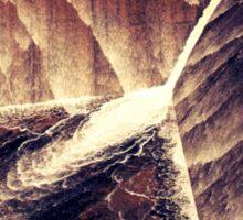 Reservoir Falls  Sticker