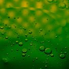 Green abstract by LudaNayvelt