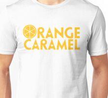 Orange Caramel Unisex T-Shirt