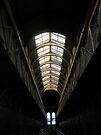 Ceiling- Old Melbourne Gaol by Tania  Donald