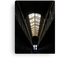 Ceiling- Old Melbourne Gaol Canvas Print