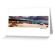 Castle Rock Bay Greeting Card