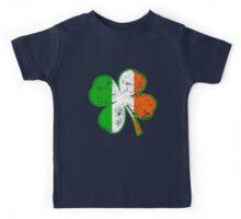 Irish Shamrock Kids Tee