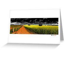 Conola Fields Greeting Card