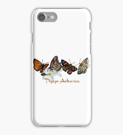 Pepepe Aotearoa iPhone Case/Skin
