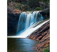 Water Falls by Kirk  Hille