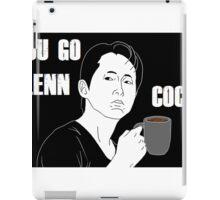 Glenn Cocoa: Version 2 iPad Case/Skin
