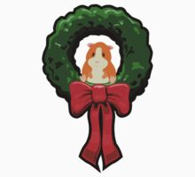 GUINEA PIG WREATH T-Shirt