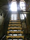 Stairway2: Old Melbourne Gaol by Tania  Donald