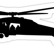 Blackhawk Sticker