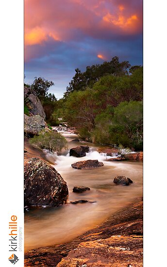 Creek by Kirk  Hille