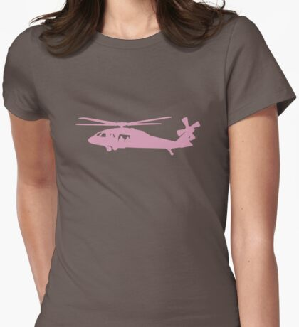 Blackhawk Womens Fitted T-Shirt
