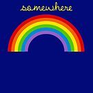 Somewhere Over The Rainbow by Jeff Newell