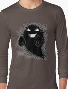 Lavender Town - Ghost Long Sleeve T-Shirt