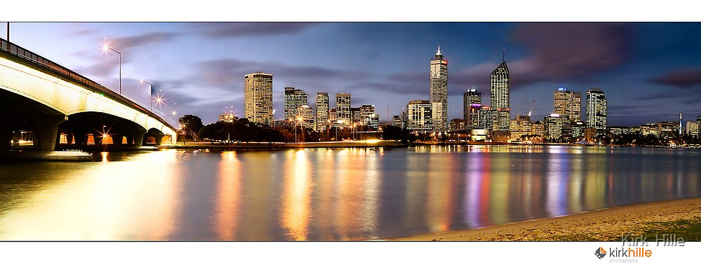 Perth Narrows by Kirk  Hille